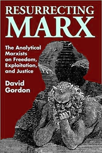Resurrecting Marx: some regurgitated libertarian bromides, by the generic white-person name o' an upper-class American robot.