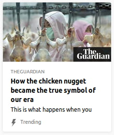 By The Guardian. This is what happens when you